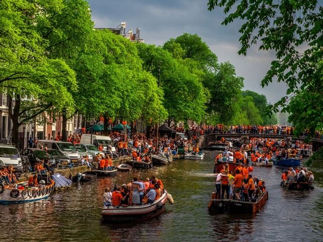 Những lễ hội khổng lồ trên khắp thế giới - 2