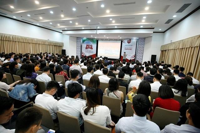 Các khóa đào tạo sales được Newstarland tổ chức thường xuyên và bài bản