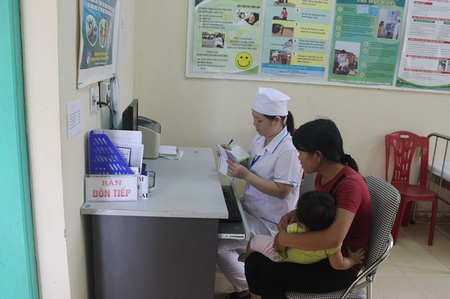 Quảng Ninh đang ngày càng nâng cao chất lượng công tác tiêm chủng nhờ vào việc tích cực phổ biến phần mềm