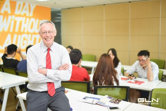 Đội ngũ chuyên gia đào tạo Tiếng Anh và luyện thi IELTS hàng đầu tại GLN