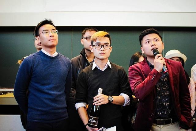 Đại hội sinh viên Việt Nam tại thành phố miền Tây Bắc nước Pháp - 2