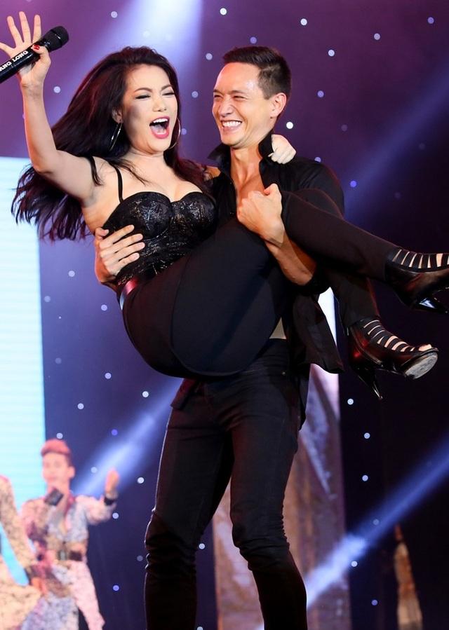 Kim Lý từng có thời gian mặn nồng với Trương Ngọc Ánh sau bộ phim Hương Ga