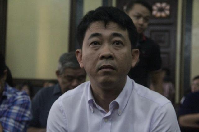 Bị cáo Nguyễn Minh Hùng
