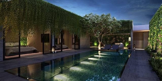 Wyndham Garden Phú Quốc với kiến trúc Private Villa độc đáo và duy nhất tại Phú Quốc.