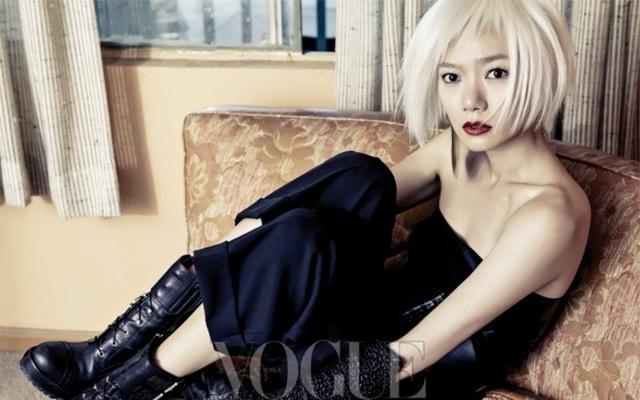 Bae Doo Na - cô nàng cá tính mạnh mẽ và thành công