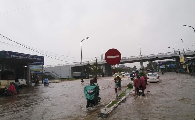 Cầu Vượt Thủy Dương - Thị xã Hương Thủy
