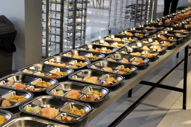 Quẳng gánh lo về chất lượng bữa ăn học đường bằng thực phẩm hữu cơ - 2