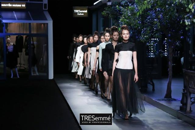 Thương hiệu tóc gắn liền với các sự kiện thời trang đình đám của thế giới và Việt Nam - 2