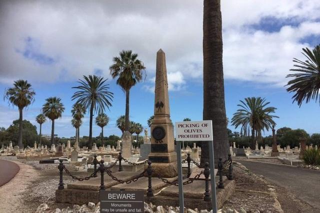 Nghĩa trang ở thành phố Adelaide đang trở thành địa điểm du lịch hấp dẫn.
