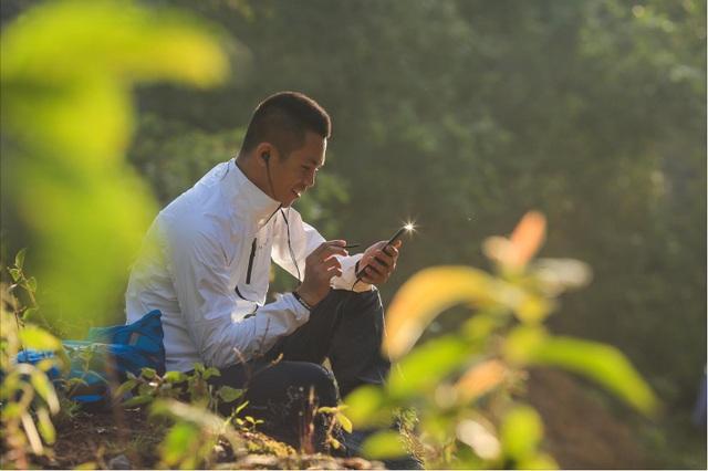 Với Galaxy Note8 và bút S-Pen Tâm Bùi có thể tự do sáng tạo, ghi chép nội dung dù ở bất cứ nơi đâu