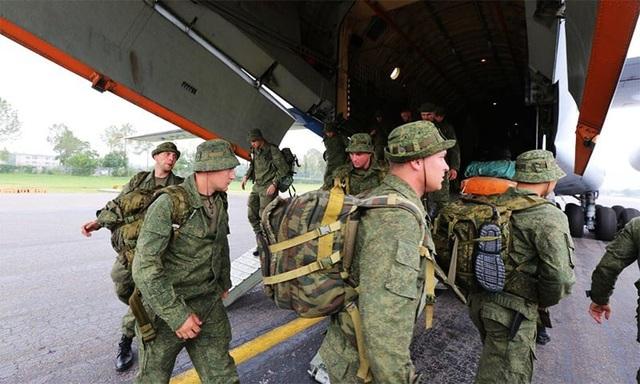 Quân nhân Nga - Ảnh minh họa