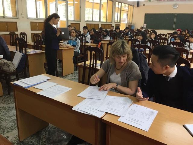 Thi Olympic giành học bổng du học Nga - 2
