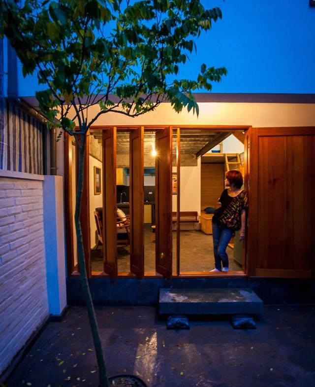 Vợ chồng trẻ Hà Nội xây nhà 2 tầng chỉ với 265 triệu đồng khiến ai nấy đều mê tít - 3