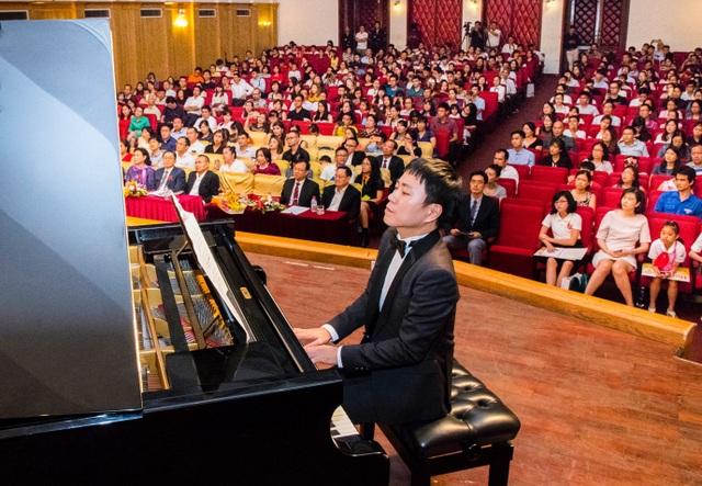 Cần tạo thêm sân chơi để âm nhạc hàn lâm phát triển tại Việt Nam.