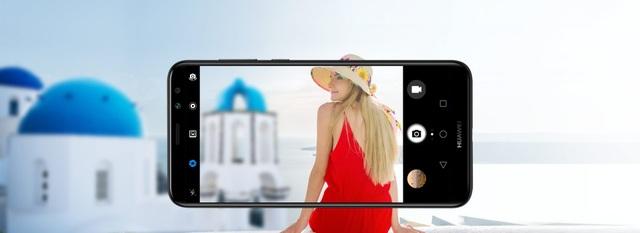 Khả năng lấy nét nhanh của Huawei nova 2i được giới công nghệ đánh giá cao