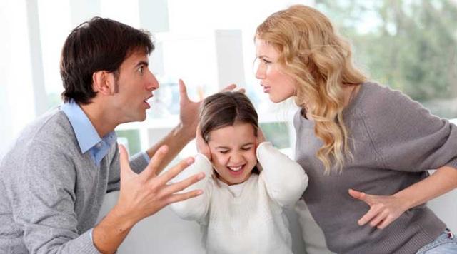 Những cơn cãi vã bắt đầu phát sinh nhiều hơn trong gia đình tôi (Ảnh minh họa: IT)