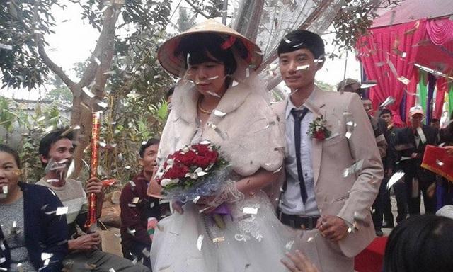 Đám cưới của cặp đôi hơn kém nhau 22 tuổi gây xôn xao mạng xã hội