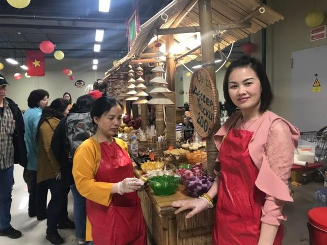 Rực rỡ Festival thức ăn đường phố Việt tại Nga - 21