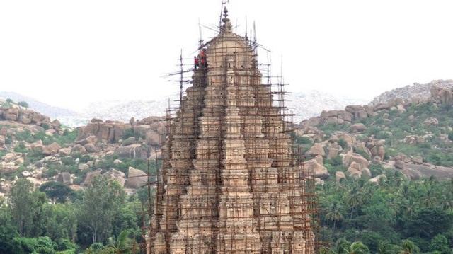 Bí ẩn bên trong thành phố của vua và các vị thần ở Ấn Độ - 21