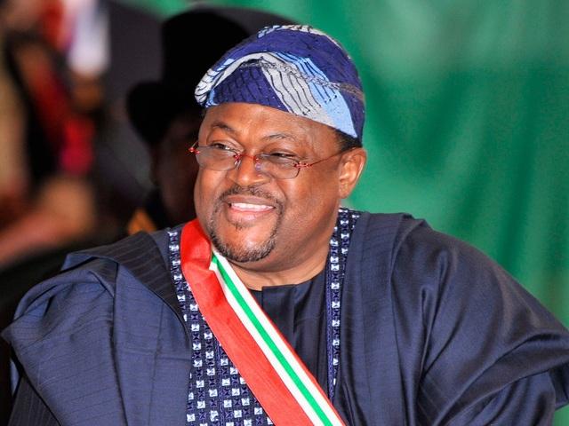 Mike Adenuga, tỷ phú 64 tuổi người Nigeria