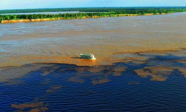 Thời gian lý tưởng nhất để khám phá hiện tượng này là từ tháng 1 đến tháng 7 hằng năm, khi các dòng sông đầy nước.