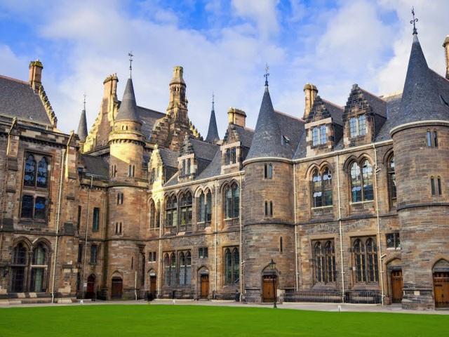 Thành phố Glasgow, Anh quốc.