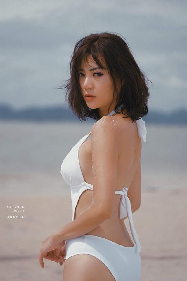 Thanh Hương quan điểm, diễn viên cũng cần phải đẹp trong mắt người hâm mộ.