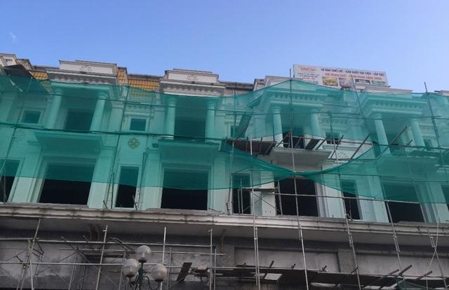Kiến trúc hiện đại của Shophouse 24h