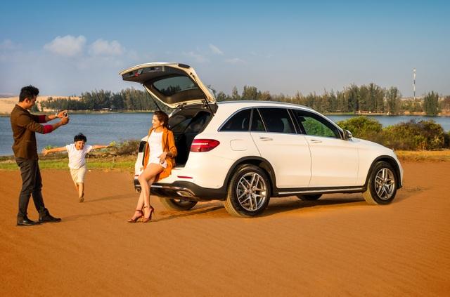 Với SUV, Mercedes-Benz có thể tiếp cận nhiều nhóm khách hàng mới