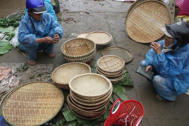 Sản phẩm đan lát có xuất xứ từ các làng nghề tại địa phương