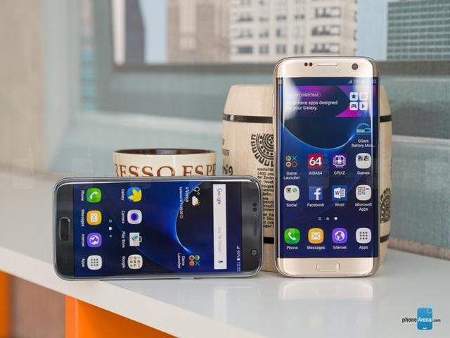 Quy trình kiểm tra an toàn pin 8 bước của Samsung có thể chấm dứt nỗi lo về mức độ tin cậy pin smartphone hiện nay. (Ảnh: PhoneArena)