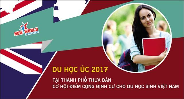 Du học Úc 2017 – Xu hướng chọn thành phố ít dân của sinh viên Việt Nam cơ hội việc làm và định cư cao - 3
