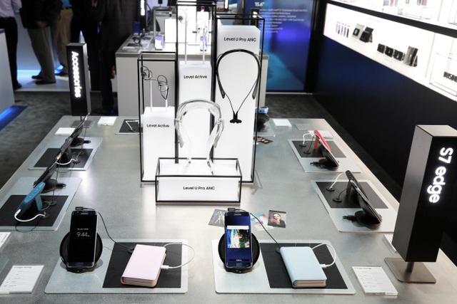 Ưu tiên chất lượng hàng đầu luôn là phương châm của Samsung.
