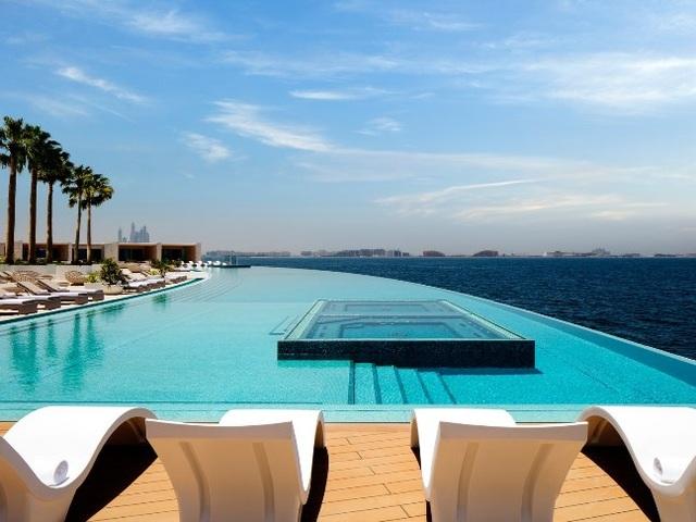 Top 10 bể bơi khách sạn đẹp mê mẩn - 3