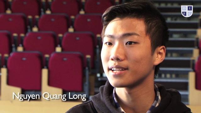 Nguyễn Quang Long – Du học sinh tiêu biểu của EduViet Global tại Ireland