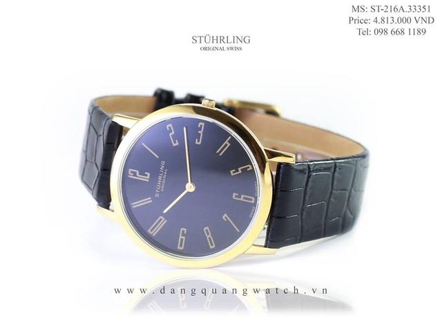 Đồng hồ Stuhrling giảm ngay 20% trong 1 tuần lễ duy nhất - 4