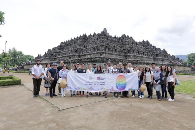 Chương trình học tập tại Yogyakarta là một trải nghiệm khó quên cho quán quân 15 nước