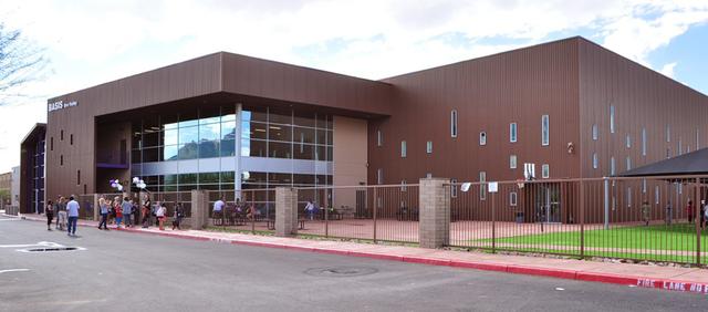 Trường BASIS Oro Valley xếp thứ 3 trong danh sách.