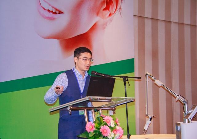 Dr Sky Wong, HongKong chia sẻ kinh nghiệm