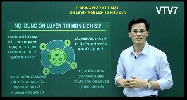 PGS.TS Nguyễn Mạnh Hưởng (Khoa Lịch sử, Trường ĐH Sư phạm Hà Nội).