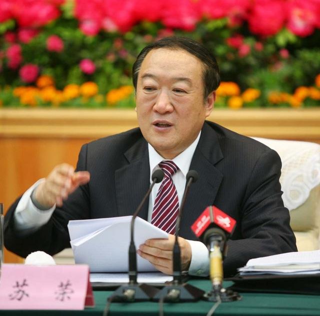 Tô Vinh khi đang là Phó chủ tịch Chính Hiệp