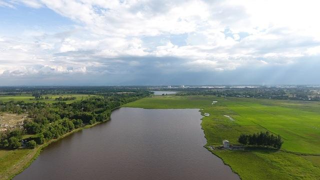 Ngọc Dương Riverside được chủ đầu tư quy hoạch trở thành khu nghỉ dưỡng sinh thái bên sông Cổ Cò.