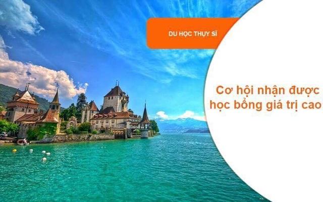 Du học Thụy Sĩ: Cơ hội nhận các suất học bổng giá trị 2.5 tỷ VNĐ dành cho DHS Việt Nam - 3