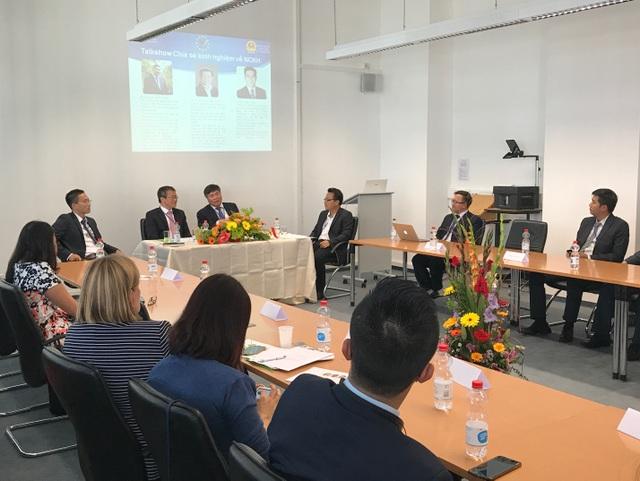 Tưng bừng chuỗi sự kiện Hội trại thanh niên sinh viên Việt tại Đức 2017 - 3