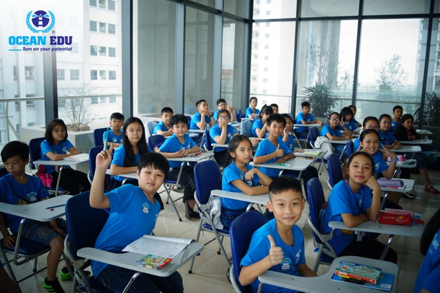 Ocean Edu Việt Nam là đại diện tổ chức rất nhiều cuộc thi tiếng Anh uy tín.