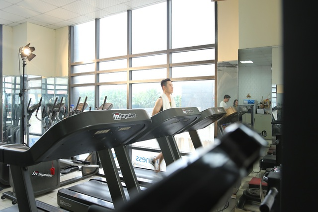 Trung tâm Gym & Fitness cao cấp, trang thiết bị hiện đại sẽ mang tới cho cư dân tại TNR Goldsilk Complex không gian hoàn hảo để rèn luyện sức khỏe
