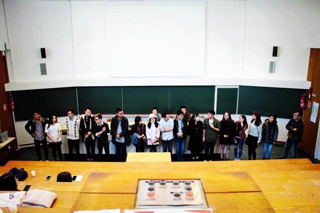 Đại hội sinh viên Việt Nam tại thành phố miền Tây Bắc nước Pháp - 3