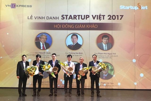 Ông Phạm Văn Tam, Chủ tịch Tập đoàn Asanzo, thành viên của Hội đồng chuyên môn Startup Việt 2017