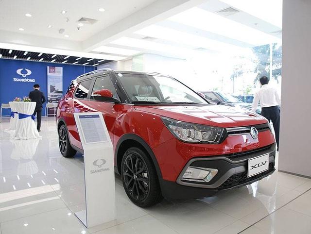 Chiếc SUV XXL được giảm 180 triệu đồng so với giá gốc.