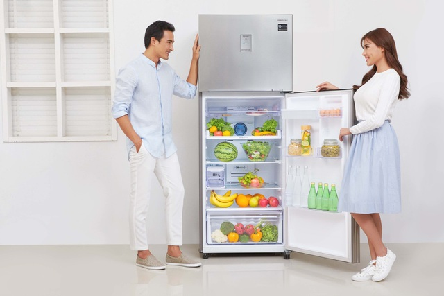 Cách sử dụng tủ lạnh linh hoạt và tối ưu - 3